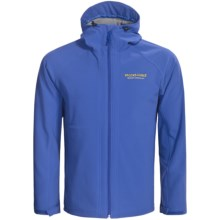 Brooks Range Black Mountain Jacket - Soft Shell (For Men) in Dark Blue - Closeouts