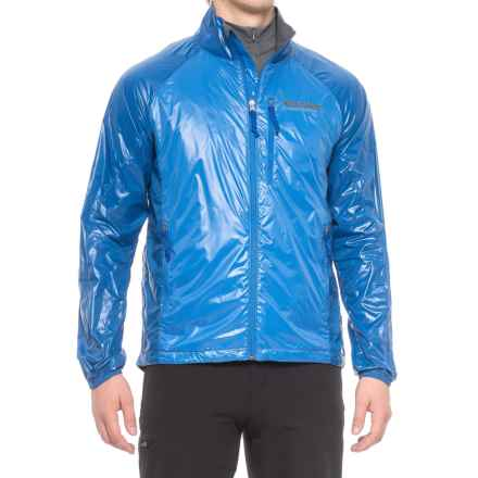 Brooks-Range Brisa Polartec® Power Dry® Jacket (For Men) in Dark Blue/Cool Blue - Closeouts