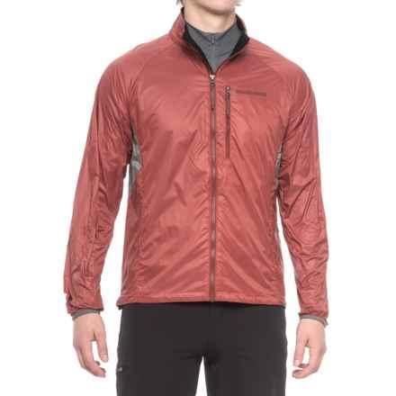 Brooks-Range Brisa Polartec® Power Dry® Jacket (For Men) in Rust - Closeouts