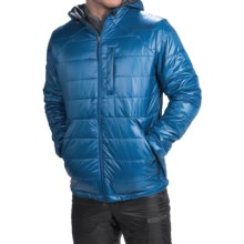 Brooks-Range Cirro Belay Jacket - Insulated (For Men) in Dark Blue - Closeouts