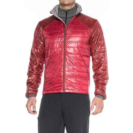 Brooks-Range Cirro PrimaLoft® Jacket - Insulated (For Men) in Rust - Closeouts