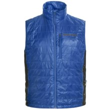 Brooks Range Cirro PrimaLoft® Vest - Insulated (For Men and Women) in Blue - Closeouts