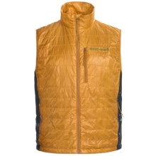 Brooks Range Cirro PrimaLoft® Vest - Insulated (For Men and Women) in Butterscotch - Closeouts