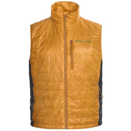 Brooks Range Cirro PrimaLoft® Vest - Insulated (For Men and Women) in Red
