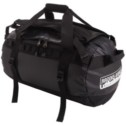 Brooks Range Duffel Bag - Medium in Black