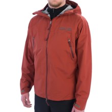Brooks-Range Light Armor Jacket - Polartec® NeoShell®, Waterproof (For Men) in Rust - Closeouts
