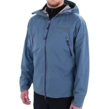 Brooks-Range Light Armor Jacket - Polartec® NeoShell®, Waterproof (For Men) in Smoke - Closeouts