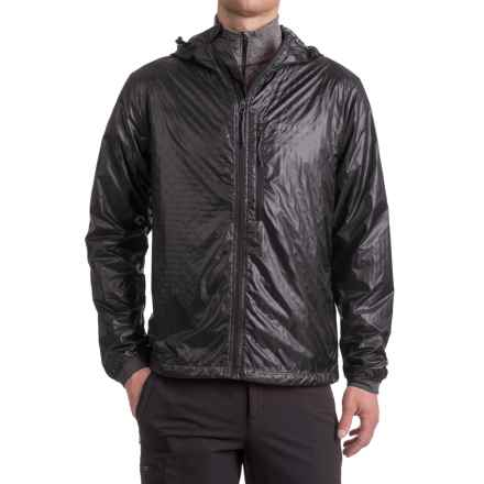 Brooks-Range Light Breeze Jacket (For Men) in Black - Closeouts