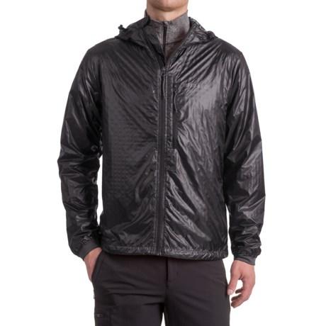 Brooks-Range Light Breeze Jacket (For Men) in Black