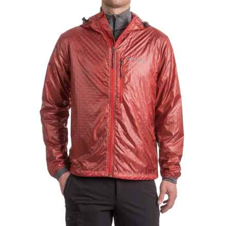 Brooks-Range Light Breeze Jacket (For Men) in Rust - Closeouts
