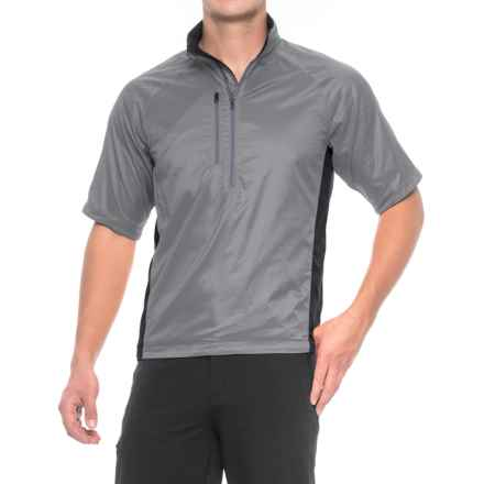 Brooks-Range Mountaineering Brisa T Polartec® Power Dry® Shirt - Short Sleeve (For Men) in Black - Closeouts
