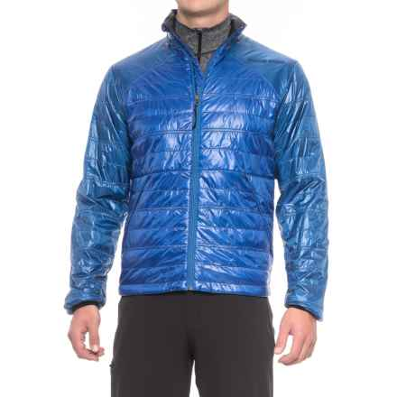 Brooks-Range Mountaineering Cirro PrimaLoft® Jacket - Insulated (For Men) in Dark Blue - Closeouts