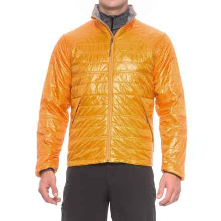 Brooks-Range Mountaineering Cirro PrimaLoft® Jacket - Insulated (For Men) in Wheat - Closeouts