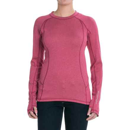 Brooks-Range Polartec® Wool-Blend Shirt - Long Sleeve (For Women) in Deep Fuchsia - Closeouts