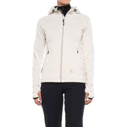 Brooks-Range Swift Polartec® Jacket (For Women) in Fog - Closeouts