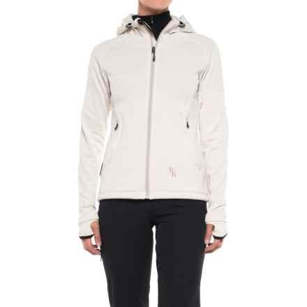 Brooks-Range Swift Polartec® Jacket (For Women) in Fog - Closeouts