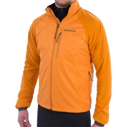 Brooks-Range Ultimate Brisa Polartec® Power Dry® Jacket - Insulated (For Men) in Butterscotch/Wheat - Closeouts