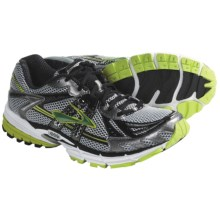 Brooks Ravenna 2 Running Shoes (For Men) in Metallic Pavement/Black/Lime Punch/Metallic Green - Closeouts
