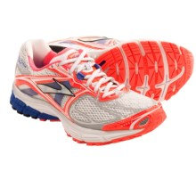 Brooks Ravenna 5 Running Shoes (For Women) in Fiery Coral/Electric/White - Closeouts