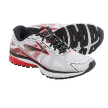Brooks Ravenna 6 Running Shoes (For Men) in White/High Risk Red/Black - Closeouts