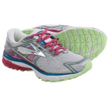 Brooks Ravenna 6 Running Shoes (For Women) in White/Raspberry/Paradise Green - Closeouts