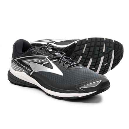 Brooks Ravenna 8 Running Shoes (For Men) in Anthracite/Silver/Black - Closeouts