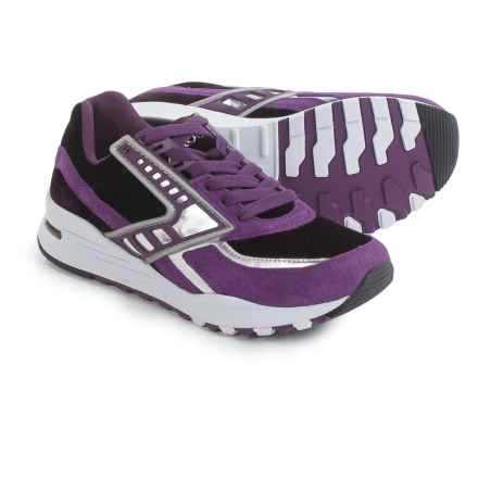 Brooks Regent Sneakers (For Women) in Purple/Chrome - Closeouts
