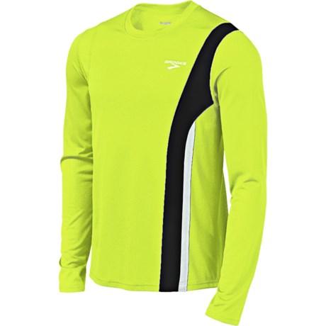Brooks Rev II Shirt - Long Sleeve (For Men) in Nightlife