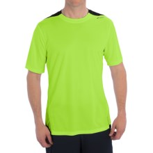 Brooks Rev III Shirt - Short Sleeve (For Men) in Nightlife - Closeouts