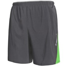 Brooks Rogue Runner III Shorts (For Men) in Earl/Speed Green - Closeouts
