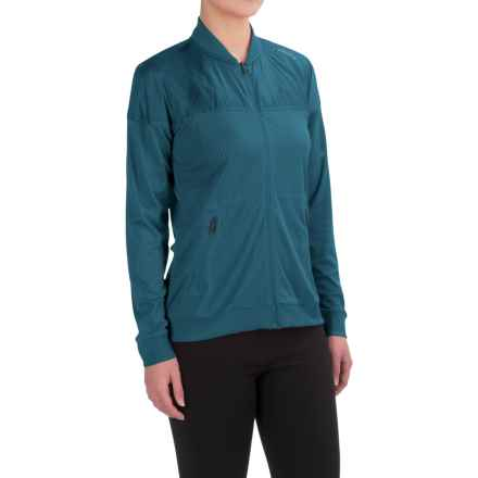 Brooks Run-Thru Jacket (For Women) in River - Closeouts