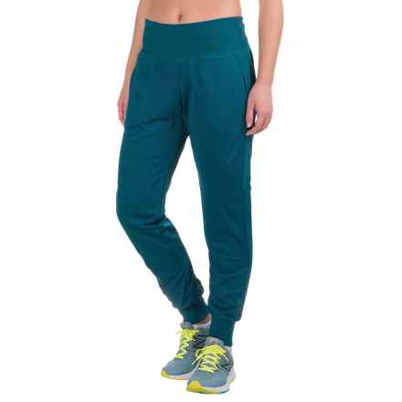 Brooks Run-Thru Jogger Pants (For Women) in River - Closeouts
