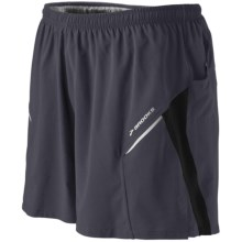 Brooks Sherpa III  Shorts (For Men) in Anthracite/Black - Closeouts