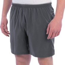 "Brooks Sherpa IV Shorts - 7"", Built-In Briefs (For Men) in Anthracite - Closeouts"