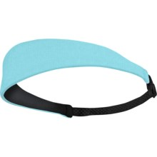 Brooks Slim Running Headband (For Women) in Helium - Closeouts