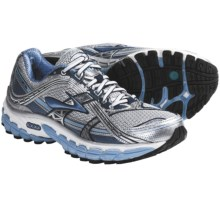 Brooks Trance 10 Running Shoes (For Women) in Estate Blue/Coastal Fjord/Sky Blue/White/Silver/Bl - Closeouts