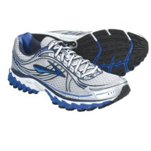 Brooks Trance 11 Running Shoes (For Men) in Passat Grey/Strong Blue/Obsidian/White/Metallic Si - Closeouts