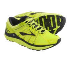 Brooks Transcend 2 Running Shoes (For Men) in Lime Punch/Black - Closeouts
