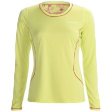 Brooks Versatile EZ Shirt - Long Sleeve (For Women) in Citrus - Closeouts