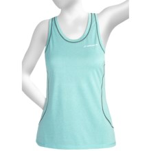 Brooks Versatile EZ Tank Top - Racerback (For Women) in Tropic - Closeouts