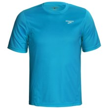 Brooks Versatile Shirt - Short Sleeve (For Men) in Atlantic - Closeouts