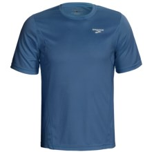 Brooks Versatile Shirt - Short Sleeve (For Men) in Dark Blue - Closeouts