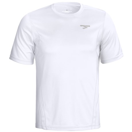 Brooks Versatile Shirt - Short Sleeve (For Men) in White