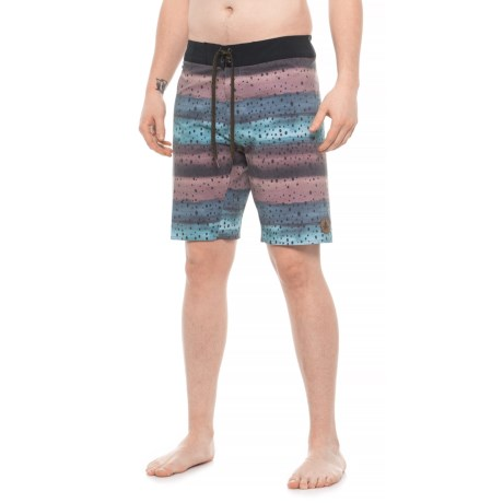 Image of Brown Trout Boardshorts (For Men)