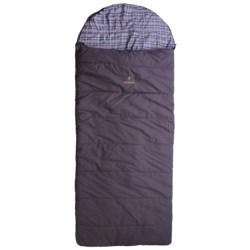 Browning 0°F Kodiak Sleeping Bag - Long, Rectangular in Clay