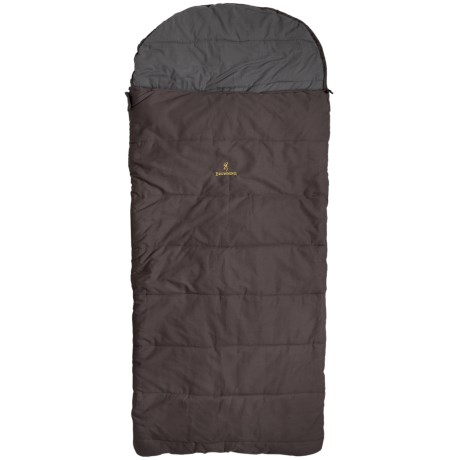 Browning -30°F Klondike Sleeping Bag - Long, Rectangular
