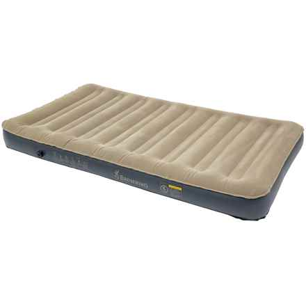Browning 4D Air Bed Air Mattress - Twin in Khaki/Coal - Closeouts