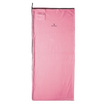 Browning Alpine Fleece Sleeping Bag Liner in Pink