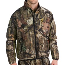 Browning Backcountry Camo Jacket - Insulated (For Men) in Mossy Oak Break-Up Infinity - Closeouts