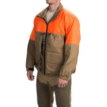 Browning Bird'n Lite Jacket with Pheasants Forever Logo (For Men and Big Men) in Khaki - Closeouts